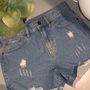 BDG Urban Outfitters Girlfriend Jean Shorts